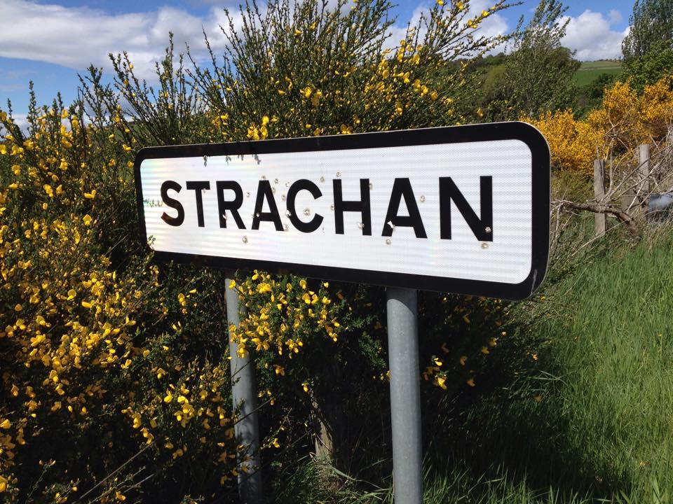 Strachan Sign