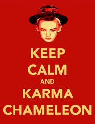 karma chameleon