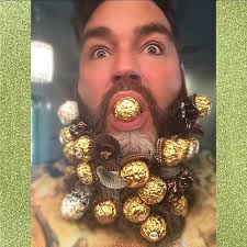 chocolate beard