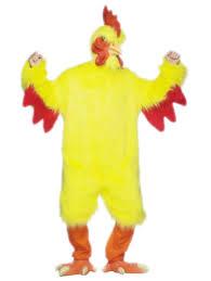 fancy dress chicken