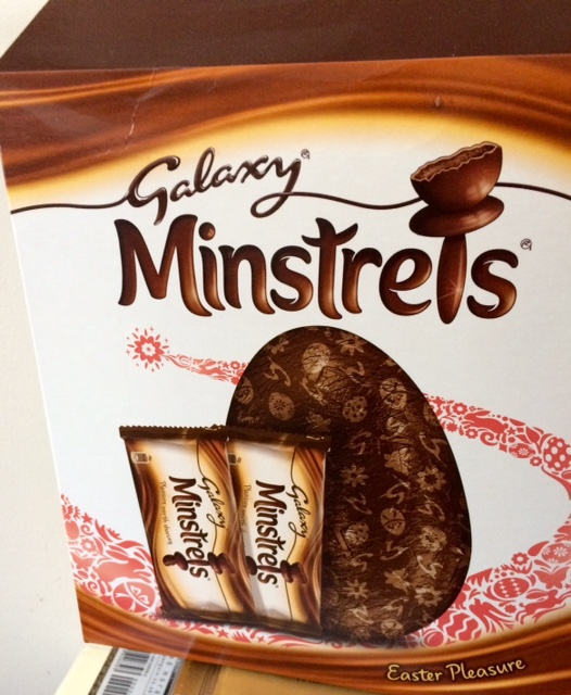 minstrel egg