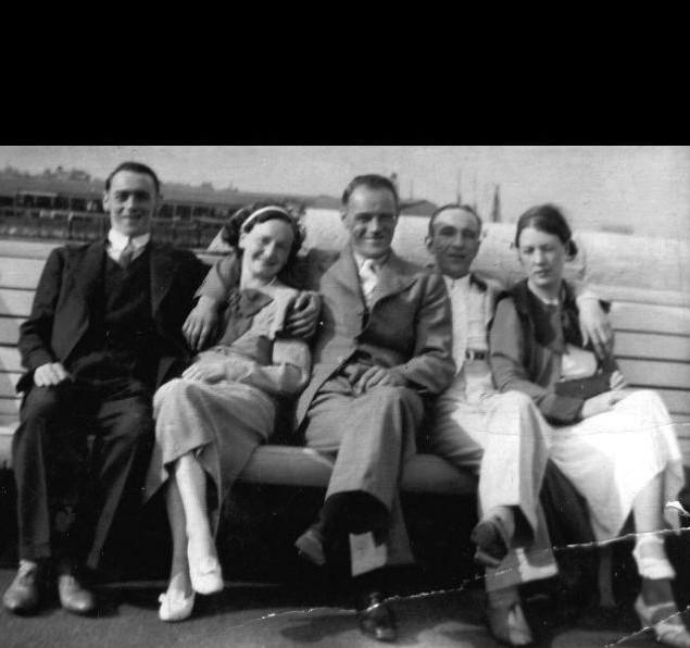 Strachan's 1930's