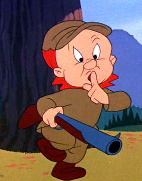 Elmer J Fudd