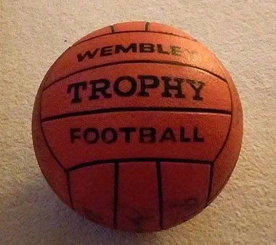 wembley trophy ball